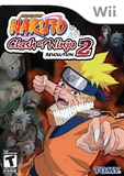 Naruto: Clash of Ninja Revolution 2 (Nintendo Wii)